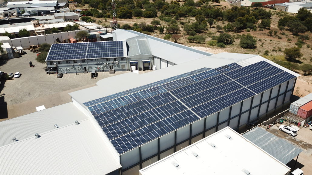 Commercial Solar Energy Companies South Africa | MetSolar