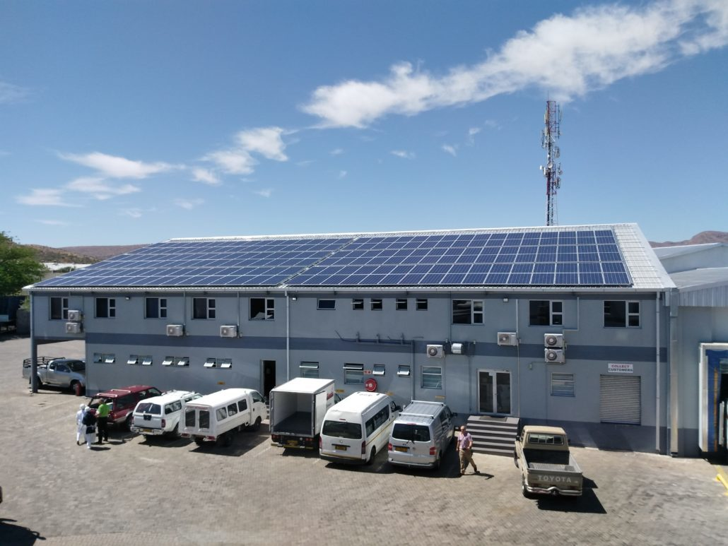 Commercial Solar Energy Companies South Africa