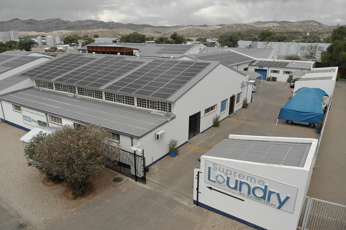 Supreme Laundry - Windhoek
